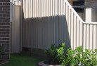 Ada Colorbond fencing 8